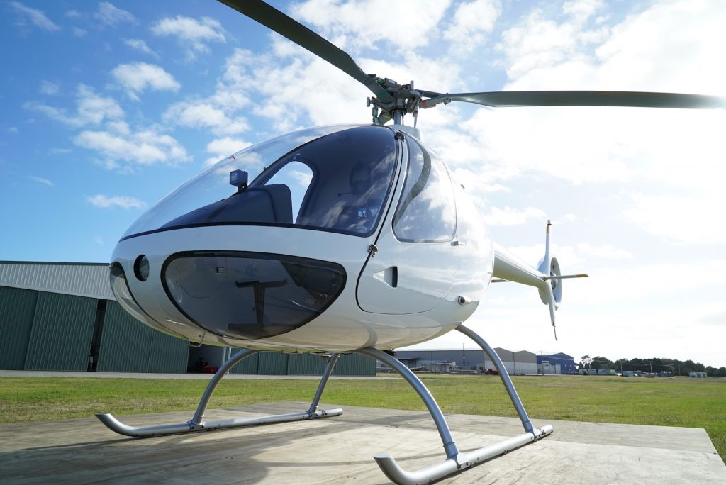 Cabri Flight Training